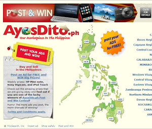 Shop at AyosDito.ph!