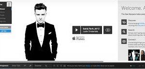 Newly redesigned MySpace opens to the public