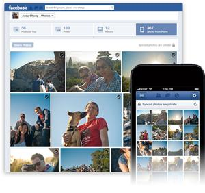 Facebook now has 'Photo Sync' for easy mobile upload