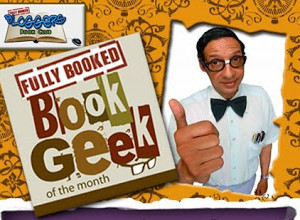 Wanna be the 'Fully Booked Book Geek of the Month'?