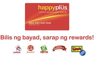 Introducing Jollibee's Happy Plus Card