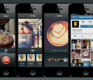 Instagram rolls out video functionality