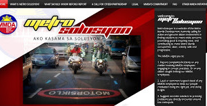 MMDA launches Metro Solusyon website