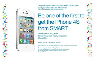 Smart Holiday Camp Out: The iPhone 4S Launch Party