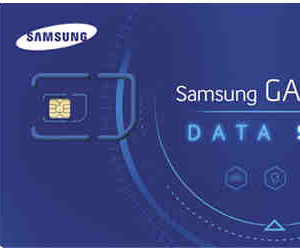 Samsung Galaxy Data SIM: A first of its kind