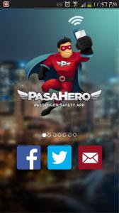 PasaHero Mobile App