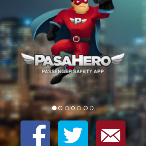 PasaHero App: A Revolutionary Passenger Safety App