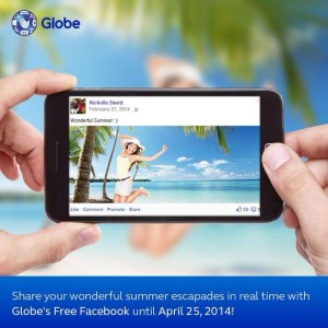 Globe extends free Facebook access until April 25