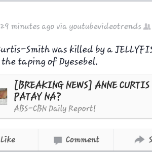 Anne_Curtis_jellyfish_facebook_spam