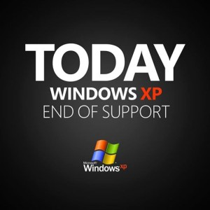 Windows XP reaches End of Support today