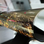LG 18-inch Rollable OLED TV stuns at CES 2016