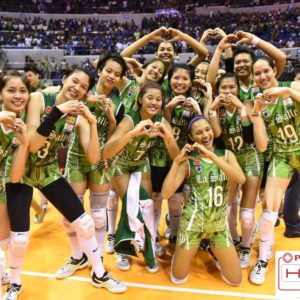 DLSU Lady Archers