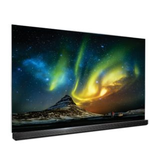 LG OLED TV to bring Northern Lights to Iceland this season