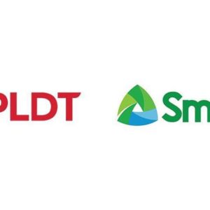 PLDT, Smart unveil new logo