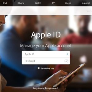 New Apple phishing mail utilizes blogspot domain